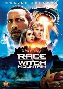 Race Too Witch Mountain 2009